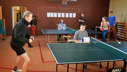 Diecezjalne rozgrywki w tenisa stołowego