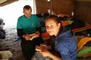 Obóz w Rybojedzku