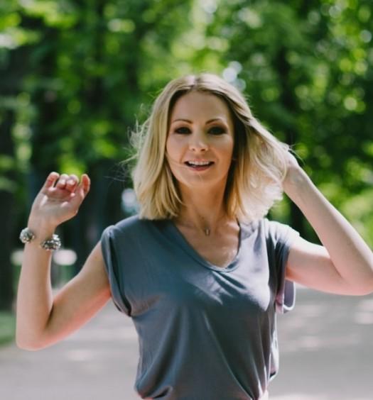 Katarzyna Olubińska TVN