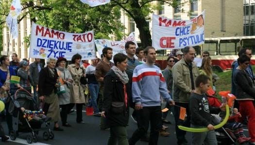 Marsz dla Życia to nie KSM!