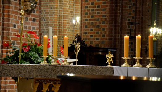 Żyć Eucharystią jak Karolina